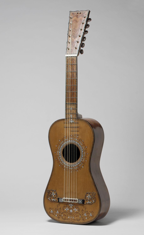 история на китарата
