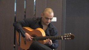 Уроци по китара в София Димитър Тонев