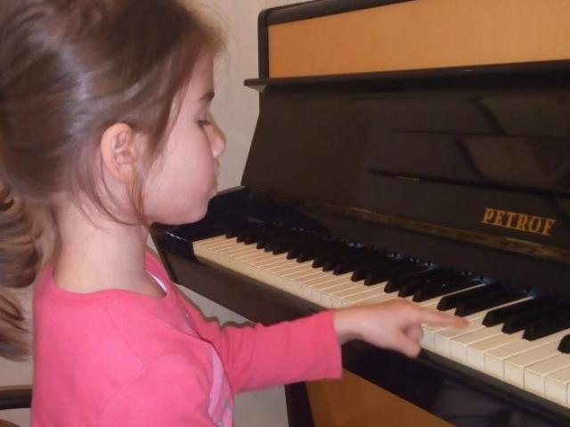 Частни уроци по пиано