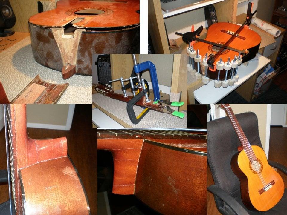 popravka na kitara
