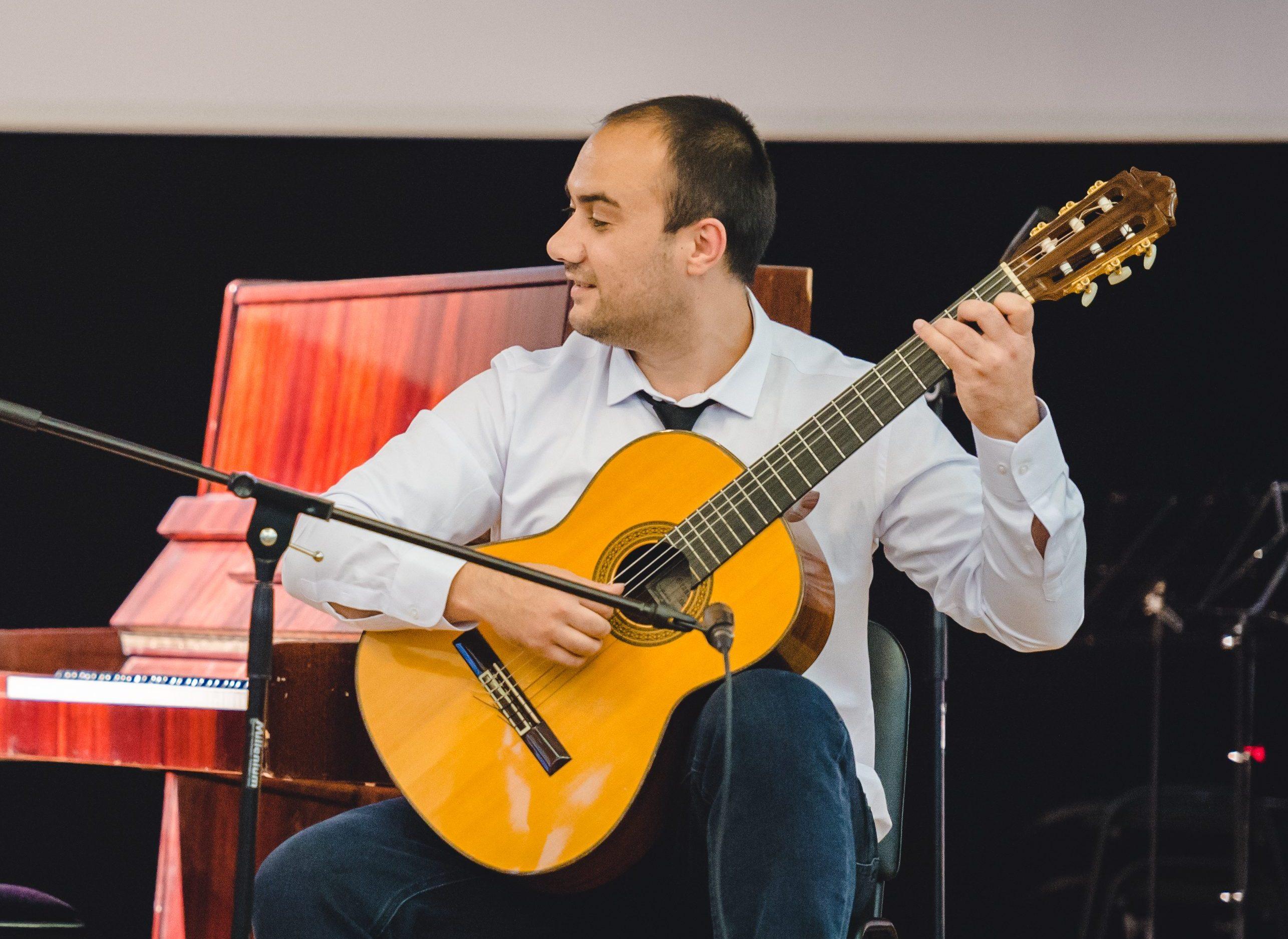 Димитър Тонев Китара